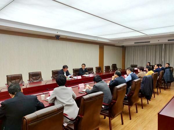 北京市科协召开社区科协建设座谈会